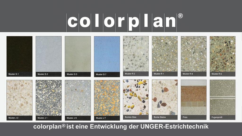 Colorplan Design-Estrich